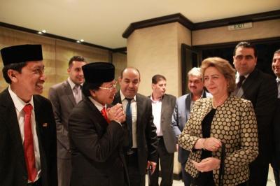 Terhadap Krisis, Pemerintah Suriah Puji Sikap Indonesia