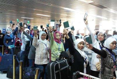 Tahun Baru Hijriyah, KBRI Damaskus Pulangkan 26 TKI Suriah ke Tanah Air