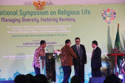 150 Peneliti dan Tokoh Agama Ikuti Simposium Internasional Kemenag