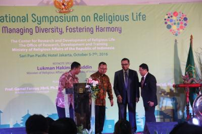 Tiga Isu Krusial dalam Simposium Internasional Kehidupan Keagamaan