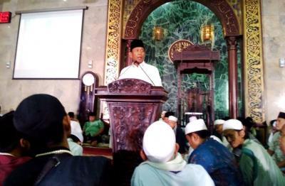 Menkopolhukam: Kita Dapat Titipan dari KH Hasyim Asy'ari