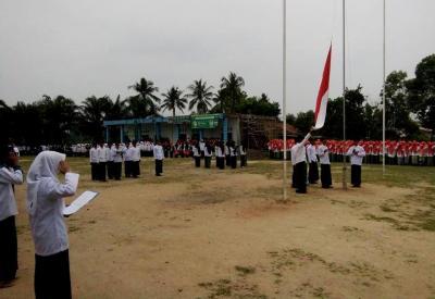 NU Lampung Tengah Gelar Upacara Hari Santri di Tiga Titik