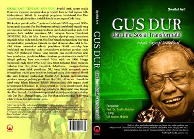 Gus Dur dan Pembebasan Manusiawi