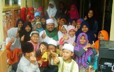 Rumah Tahfidz Alihkan Anak dari Medsos dengan Hafalan Al-Qur'an