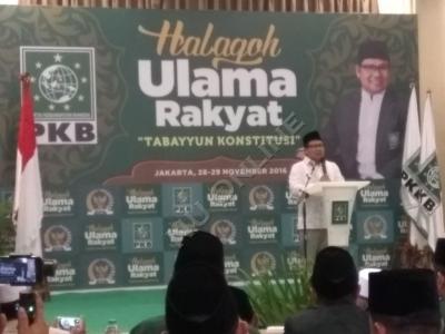 """Tabayyun Konstitusi"", Solusi Persoalan Bangsa dari Ulama"