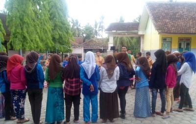 IPNU-IPPNU Purwoharjo Bekali Siswa Kepemimpinan dan Keorganisasian