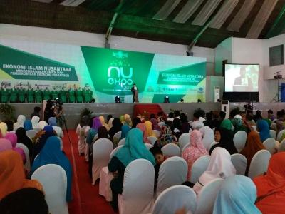 NU Expo 2016 Sebagai Media Pemberdayaan Ekonomi Warga