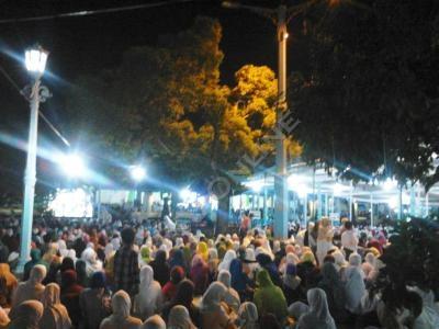Ribuan Jamaah Hadiri Harlah Ahbabul Musthofa ke-19