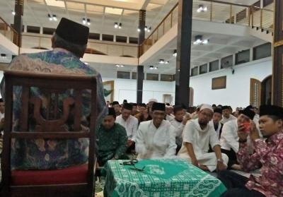 Kiai Said Pimpin Tahlil Haul Pertama Putra Menteri Susi