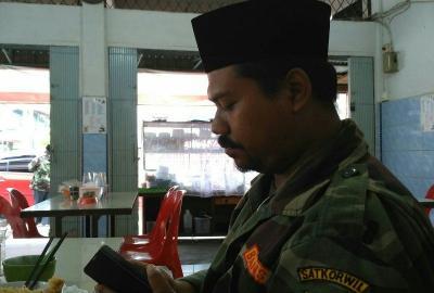 Sikap GP Ansor Riau Terkait Edaran Surat Dukungan untuk Habib Rizieq
