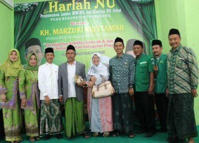 KH Marzuki Mustamar Jelaskan Kriteria Imam, Tokoh Panutan Muslim