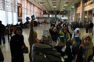 KBRI Damaskus Kembali Pulangkan 24 WNI dari Suriah