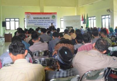 Bersama MPR RI, Pelajar NU Yogyakarta Ikuti Sosialisasi 4 Pilar
