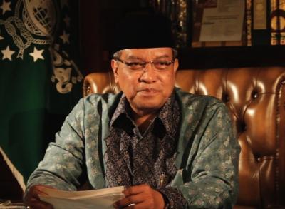 Hadiri Pelantikan DPP Hanura, Kiai Said: Jadi NU itu Membuka Diri