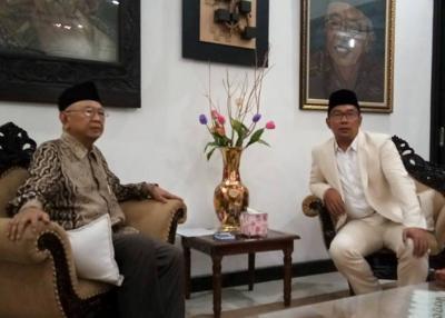 Ridwal Kamil Paparkan Kiat Memimpin Bandung di Pesantren Tebuireng