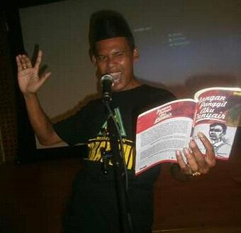 Penyair yang Kader Ansor Jember 'Go' Asia Tenggara.