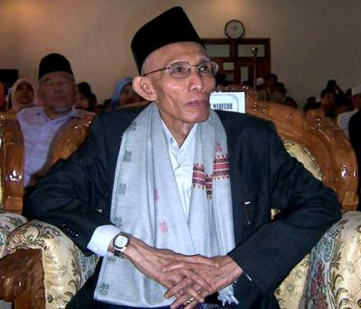 Kiai Sahal Mahfudh, Oase di Tengah Godaan Politik Praktis