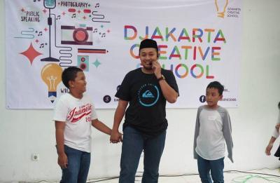 Djakarta Creative School Jadi Pusat Pengembangan Anak Muda Jakarta