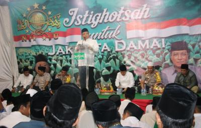 PBNU: Sukseskan Pilkada Jakarta dengan Saling Hargai Beda Pilihan