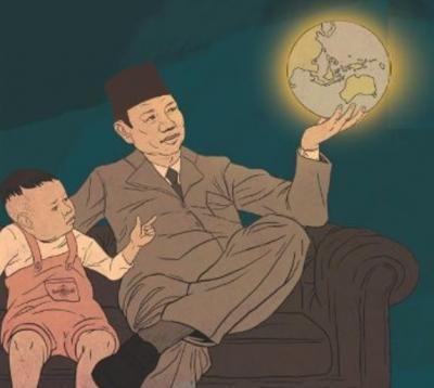 Puasa Kiai Wahid untuk Indonesia