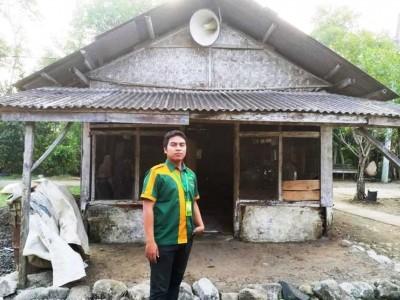 NU Care Cilacap Bangun Mushala Tak Layak di Pelosok Desa