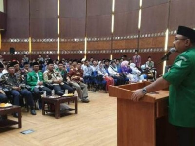 258 Mahasiswa Al-Azhar Kairo Antusias Jadi Anggota GP Ansor Mesir