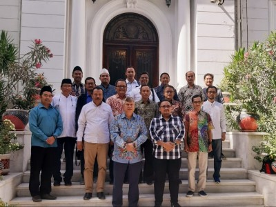 Dubes Mesir Harap Peran Ansor dalam Pembinaan Masyarakat Indonesia