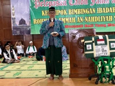 Tahun Ini Haji, Menpora Gabung KBIH Milik PCNU Sidoarjo