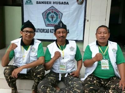 Pada Ajang Pra Konferwil Ansor Jatim Dikenalkan Kiprah Banser Husada