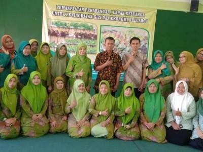 Muslimat NU Solo Diminta Manfaatkan Lahan Pekaranganuntuk Sayuran