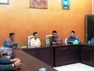 NU Ranting di Lombok Tengah Silaturahim ke NU Jatim