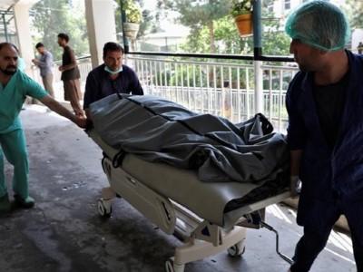 Ibu Kota Afgnanistan Diguncang Tiga Bom, Puluhan Orang Meninggal