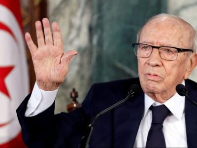Presiden Tunisia Beji Caid Essebsi Wafat