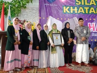 5.439 Hafidzah Qur'an Pecahkan Rekor Muri di Semarang