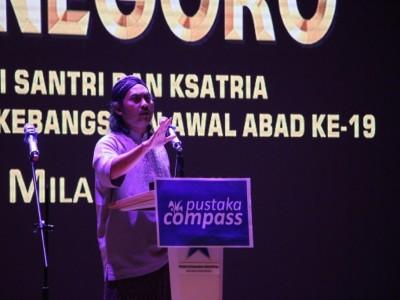Tulis Diponegoro, Zainul Milal Bizawie Disebut 'Penggali Gorong-gorong Sejarah'