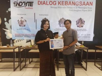 Pemda Diminta Berperan Bentuk Iklim Demokrasi Sehat di Jawa Barat