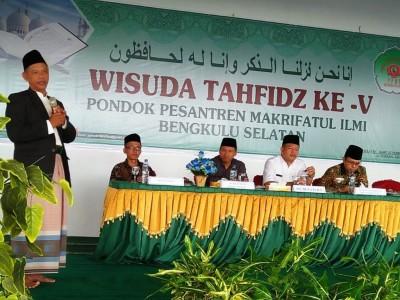 Pesanten Makrifatul Ilmi Bengkulu Selatan yang Terus Berkembang