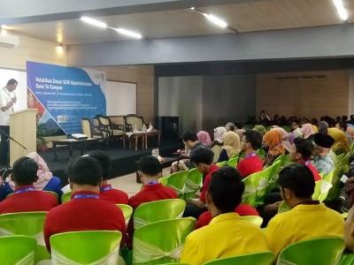 Santri Milenial Jombang Ikuti Pelatihan SDM Kepariwisataan