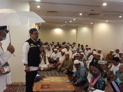 Panas di Arafah Lebih dari 40 Derajat Celcius, Ini yang Harus Diperhatikan Jemaah Haji
