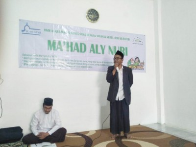 DKM Al-Qudwah Gandeng Ma'had Aly Nuri Bekasi Gelar Madrasah Kader