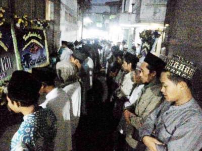 Malam Ini Pesantren Al-Anwar Gelar Tahlilan untuk Mbah Moen