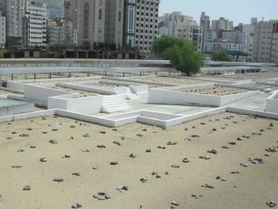 Kuburan Mbah Maimoen Berjarak 500 Meter dari Makam Siti Khadijah