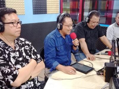 Di Sulawesi Utara Cegah Radikalisme dan Terorisme Lewat Radio