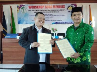 Tingkatkan Mutu Guru, Pergunu Jawa Barat Berikan Beasiswa Pascasarjana