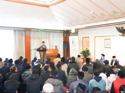 Ritual Kurban dan Haji, Lambang Moderasi Beragama