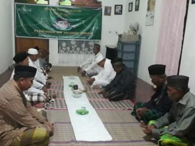 Rentang Sepekan, PWNU Maluku Tahlilan untuk Mbah Maimoen