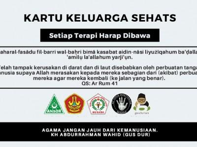 Ansor Lampung Komitmen Hadir untuk Masyarakat Melalui Kesehatan
