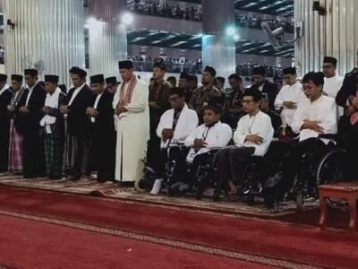 Akses Bagi Penyandang Disabilitas di Istiqlal adalah Revolusi Fiqih dan Kebudayaan