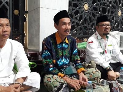 Doa Bersama di Bukit Marwa, Wasekjen PBNU Ajak Teladani Ulama Nusantara