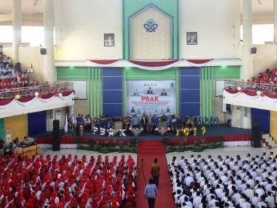 Rektor UIN Jambi: Mahasiswa Harusnya Memberi Manfaat bagi Kehidupan
